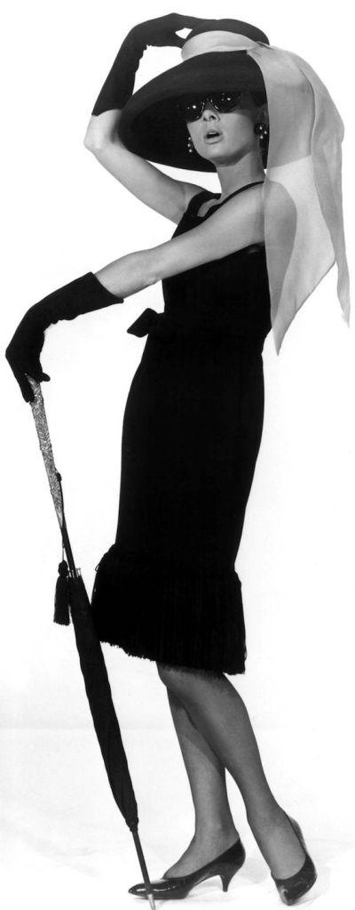 Audrey Hepburn - Little Black Dress