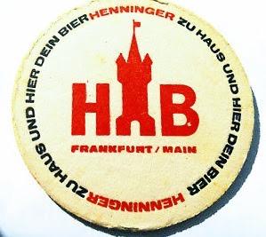 Henninger Bierdeckel