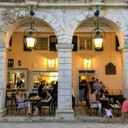 Korfu – Das bessere Italien